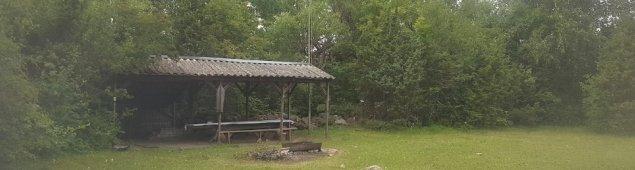 Место для палаток Oosaare