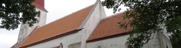 Церковь Kihelkonna